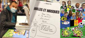 Des livres dédicacés dans 9 boutiques belges !